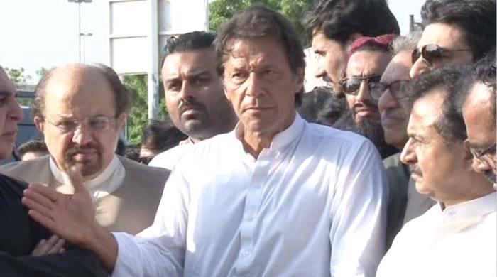 Imran says several similarities between PTI and MQM