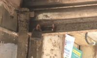 Robbery in Karachi's Urdu Bazaar