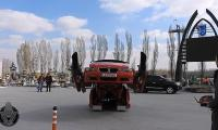 Transformers brought to life by the Turks