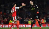 Arsenal thrash Chelsea 3-0 after first half blitz