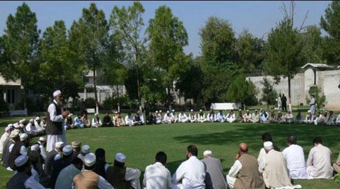 FATA elders say ready to sacrifice anything for Pakistan