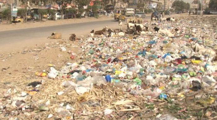 Two years on, Sindh Solid Waste Management Board fails to deliver on its promises