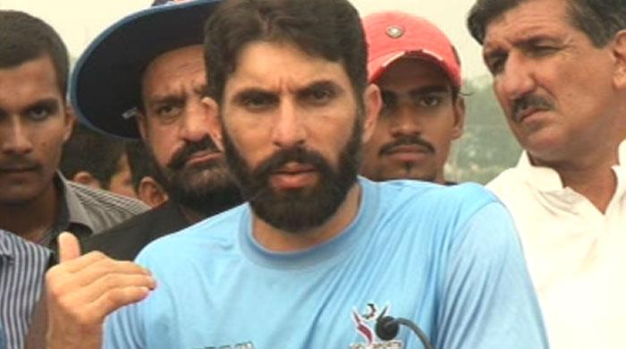 Pakistan ready to play against India: Misbah