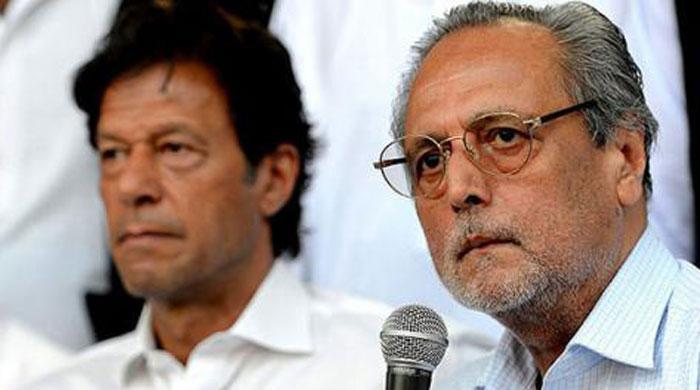 Justice (r) Wajihuddin Ahmed quits PTI