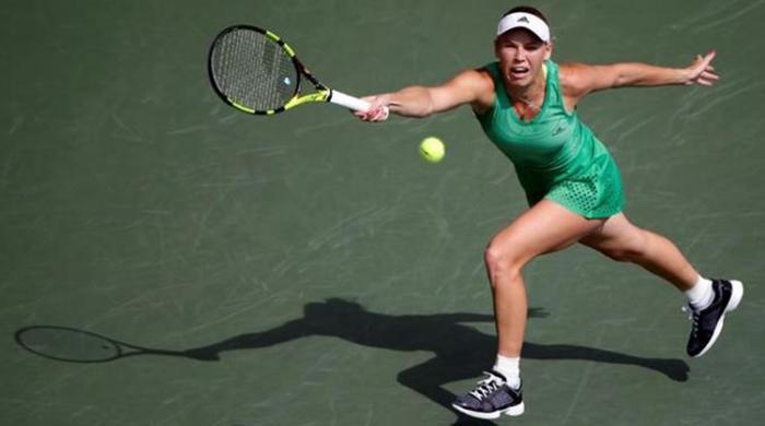 Wozniacki downs Osaka to win Pan Pacific Open