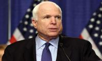 US will not pass anti-Pakistan legislation: McCain