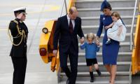 Prince William, Kate and kids visit Canada