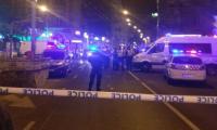 Blast rocks Hungary's capital, two injured