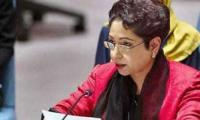 India has to answer for its crimes in IoK: Maleeha Lodhi