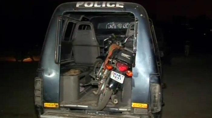 Karachi police detain 23 suspects in search operations