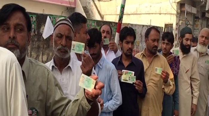 Polling ends for PP 7 Taxila by-elections