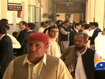 Balochistan lawyers call off strike after 45 days.