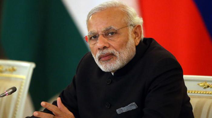 India threatens Pakistan with 'water terrorism'