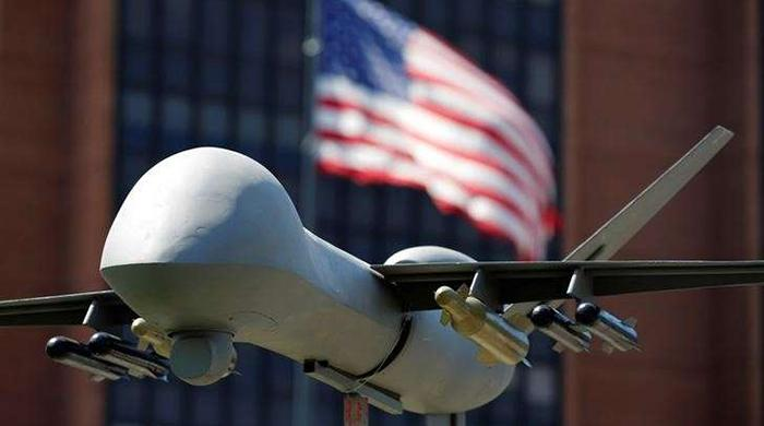 US drone case tests air space rights