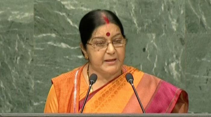 India dismisses UN's Kashmir resolution, repeats anti-Pakistan rhetoric in UNGA