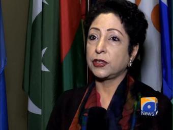 Indian FM UNGA speech 'pack of lies'.