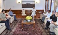 Indian PM Modi reviews Indus Water Treaty with Pakistan