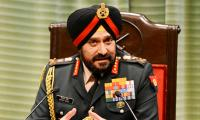 Pakistan Army is among world's best: former Indian army chief