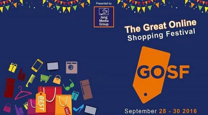 Few hours left for Pakistan's biggest online shopping festival to begin
