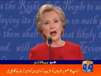 Geo News Headlines - 08 am 27 September 2016