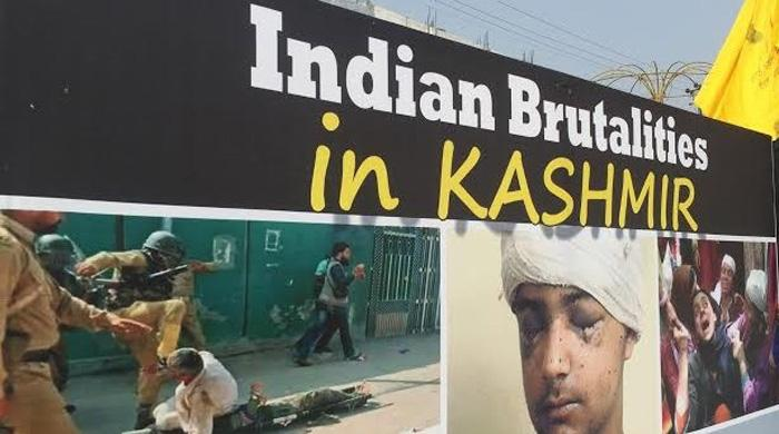 Pakistani lawmakers approve resolution against Indian atrocities ...