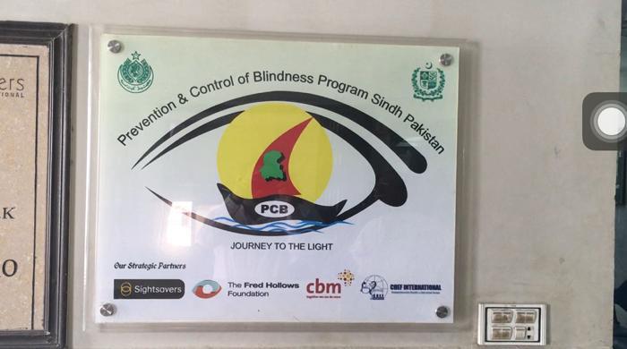 Political impediments hamper Sindh's blindness prevention program