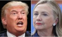 Clash of the titans: Clinton, Trump go head to head