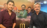 Cricket analysis with Danish Anis and Sikander Bakht