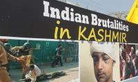 Pakistani lawmakers approve resolution against Indian atrocities in Occupied Kashmir
