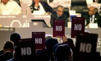 Asian congress scrapped after 20 minutes in FIFA protest