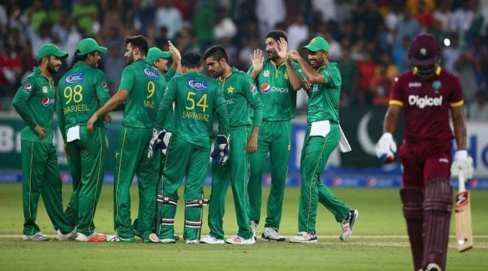 l 116049 122216 updates - Pakistan beat Windies in third T20 to clean sweep series