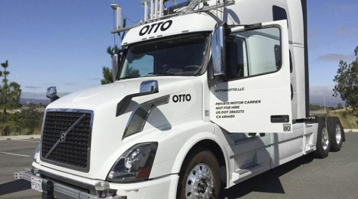 Uber to move freight, target trucking for the long haul