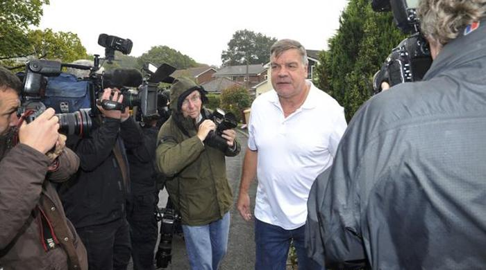 Ex-England manager Allardyce says error of judgment led to shock exit