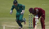 Fast-rising Pakistan whitewash West Indies