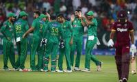 Pakistan beat Windies in third T20 to clean sweep series