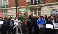 PML-N, PTI call off protests in London