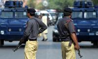 Cracker bomb attack injures five in Kharadar