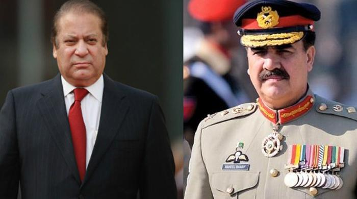 Pakistan's PM, Army chief discuss situation at LoC