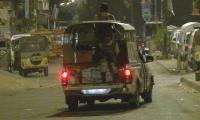 Two gang war suspects killed in Rangers' raid in Karachi