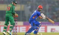 Afghanistan stun Bangladesh to level ODI series