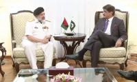 CM Murad meets Deputy Chief of Naval Staff
