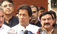 Imran Khan says will give Modi 'strict response' that Nawaz couldn't