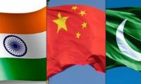 Pakistan-India should resolve issues through dialogue: China