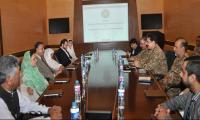 DGMO briefs Standing Committee over security, borders situation