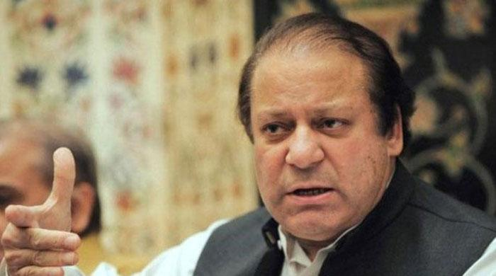 Entire nation stands with our Armed Forces: PM Nawaz