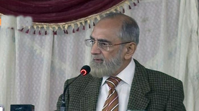 CJ turns down invitation for conference in New Delhi