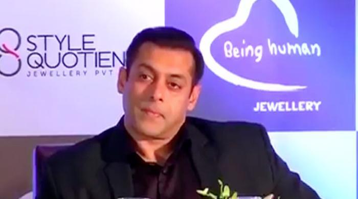 Pakistani artists are not terrorists, says Salman Khan