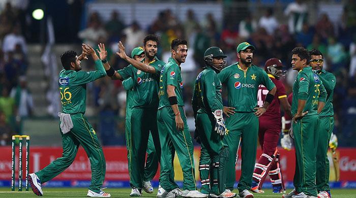 West Indies win toss, Pakistan to bat first