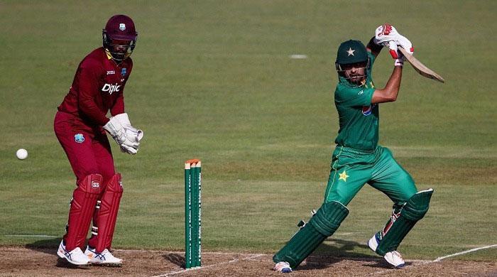 Pakistan set 285-run target for Windies in first ODI