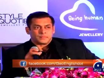 Pakistani Artists Are Not Terrorists, Says Salman Khan.